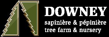 Logo Pépinière Downey